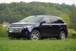 2011 Ford Edge SEL in Kona Blue Metallic - Static Front Left Three-quarter View
