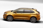 2015 Ford Edge Sport in Electric Spice Metallic - Static Side View