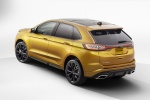 2015 Ford Edge Sport in Electric Spice Metallic - Static Rear Left Three-quarter View
