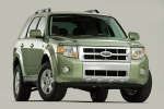 2012 Ford Escape Hybrid in Kiwi Green Metallic - Static Front Right View