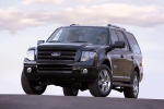2010 Ford Expedition in Tuxedo Black Metallic - Static Front Left View