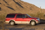 2011 Ford Expedition EL in Royal Red Metallic - Static Right Side View
