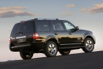 2012 Ford Expedition in Tuxedo Black Metallic - Static Rear Right Three-quarter View