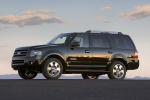 2012 Ford Expedition in Tuxedo Black Metallic - Static Left Side View