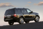 2014 Ford Expedition in Tuxedo Black Metallic - Static Rear Right Three-quarter View
