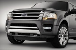 2015 Ford Expedition Platinum Front Fascia