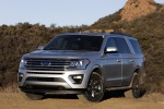 2019 Ford Expedition XLT FX4 in Silver Spruce Metallic - Static Front Left View