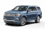 2020 Ford Expedition Platinum in Blue Metallic - Static Front Left Three-quarter View
