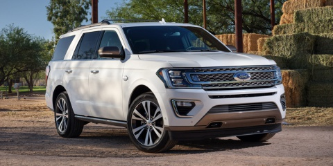 2020 Ford Expedition, XLT, Limited, King Ranch, Platinum 4WD Review