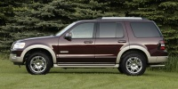 2010 Ford Explorer XLT, Eddie Bauer, Limited, V8 4WD Pictures