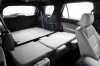 2013 Ford Explorer Limited 4WD Third Row Seats Folded in Medium Light Stone