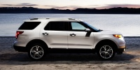 2013 Ford Explorer XLT, Limited, Sport V6 4WD Pictures
