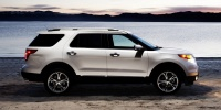 2015 Ford Explorer XLT, Limited, Sport V6 4WD Pictures