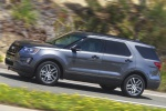 2019 Ford Explorer Sport 4WD in Magnetic Metallic - Driving Side View