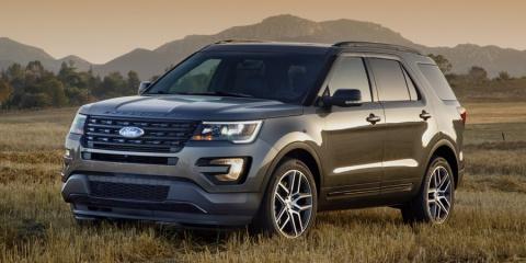 2019 Ford Explorer XLT, Limited, Sport, Platinum V6 4WD Review