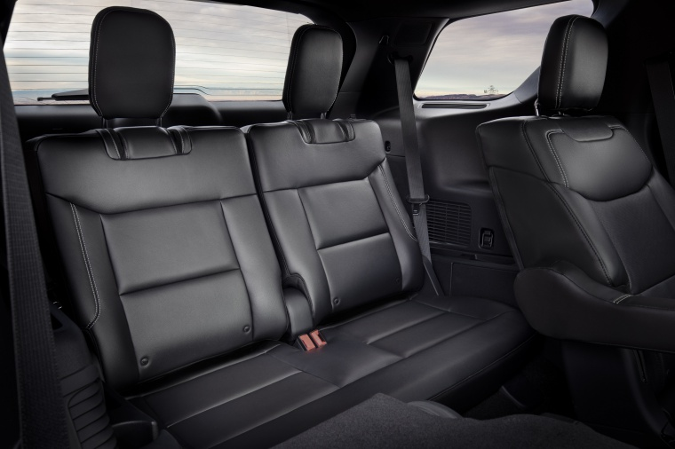 2020 Ford Explorer ST EcoBoost 4WD Third Row Seats