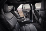 2020 Ford Explorer ST EcoBoost 4WD Rear Seats
