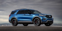 2020 Ford Explorer Hybrid, XLT, Limited, ST, Platinum V6 4WD Pictures