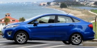 2012 Ford Fiesta S, SE, SEL, SES Pictures