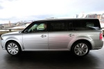 2013 Ford Flex SEL in Ingot Silver Metallic - Driving Side View