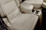 2013 Ford Flex SEL Front Seats in Dune