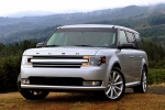 2013 Ford Flex SEL in Ingot Silver Metallic - Static Front Left View