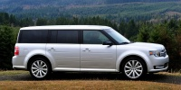2013 Ford Flex SE, SEL, Limited, AWD Review