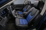 2010 Ford Fusion Sport Front Seats in Sport Blue