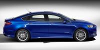2013 Ford Fusion S, SE, Titanium AWD, Hybrid, Energi Review