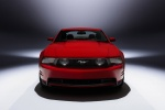2010 Ford Mustang GT Coupe in Torch Red - Static Frontal View
