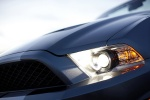 2010 Shelby GT500 Convertible Headlight