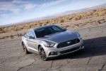 2017 Ford Mustang GT Fastback in Ingot Silver Metallic - Static Front Right View