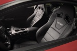 2018 Ford Mustang GT Fastback Performance Pack 2 Front Seats