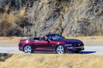 2018 Ford Mustang GT Premium Convertible in Royal Crimson Metallic Tinted Clearcoat - Driving Side View