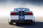 2018 Shelby GT350 Fastback in Oxford White - Static Rear View