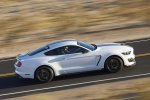 2018 Shelby GT350 Fastback in Oxford White - Driving Side View