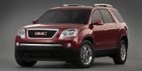 2010 GMC Acadia SL, SLE, SLT-1, SLT-2 V6 AWD Review