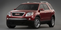 2011 GMC Acadia SL, SLE, SLT-1, SLT-2, Denali V6 AWD Review