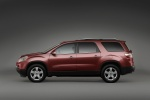 2012 GMC Acadia in Crystal Red Tintcoat - Static Side View