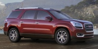2014 GMC Acadia SLE-1, SLE-2, SLT-1, SLT-2, Denali V6 AWD Review