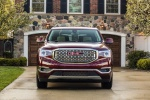 2019 GMC Acadia Denali in Red - Static Frontal View