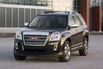 2013 GMC Terrain SLT in Carbon Black Metallic - Static Front Left View