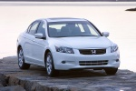 2010 Honda Accord Sedan V6 in White Diamond Pearl - Static Front Right View