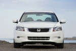 2010 Honda Accord Sedan V6 in White Diamond Pearl - Static Frontal View