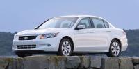 2010 Honda Accord LX-P, LX-S, EX-L V6, AWD Review