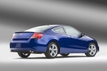 2011 Honda Accord Coupe EX-L V6 in Belize Blue Pearl - Static Rear Right View