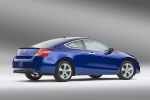 2011 Honda Accord Coupe EX-L V6 in Belize Blue Pearl - Static Rear Right Three-quarter View