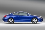 2012 Honda Accord Coupe EX-L V6 in Belize Blue Pearl - Static Right Side View