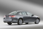 2012 Honda Accord Sedan EX-L V6 in Polished Metal Metallic - Static Rear Right View