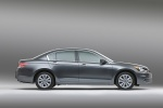 2012 Honda Accord Sedan EX-L V6 in Polished Metal Metallic - Static Right Side View